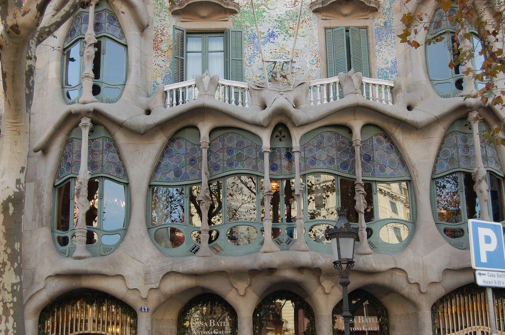 casa batllo15 Casa Batllo   Original Work by Antoni Gaudi