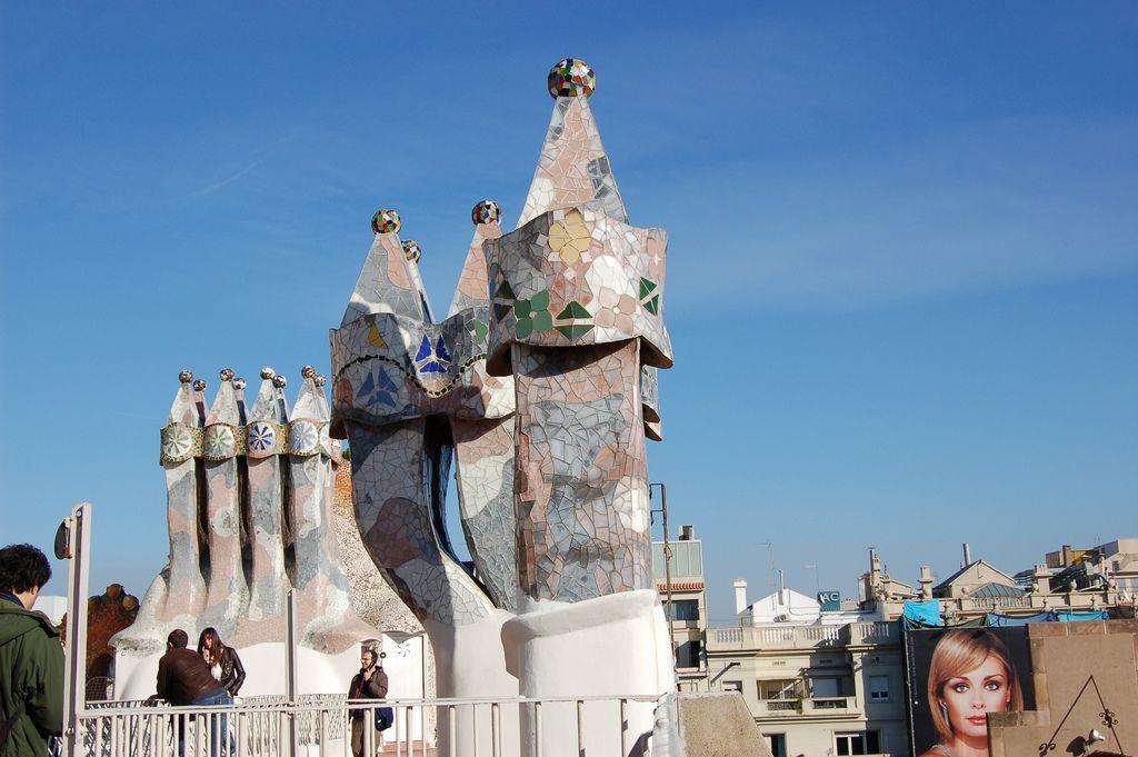 casa batllo2 Casa Batllo   Original Work by Antoni Gaudi