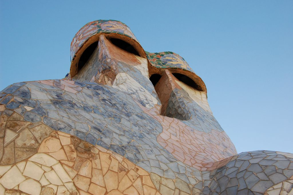 casa batllo3 Casa Batllo   Original Work by Antoni Gaudi