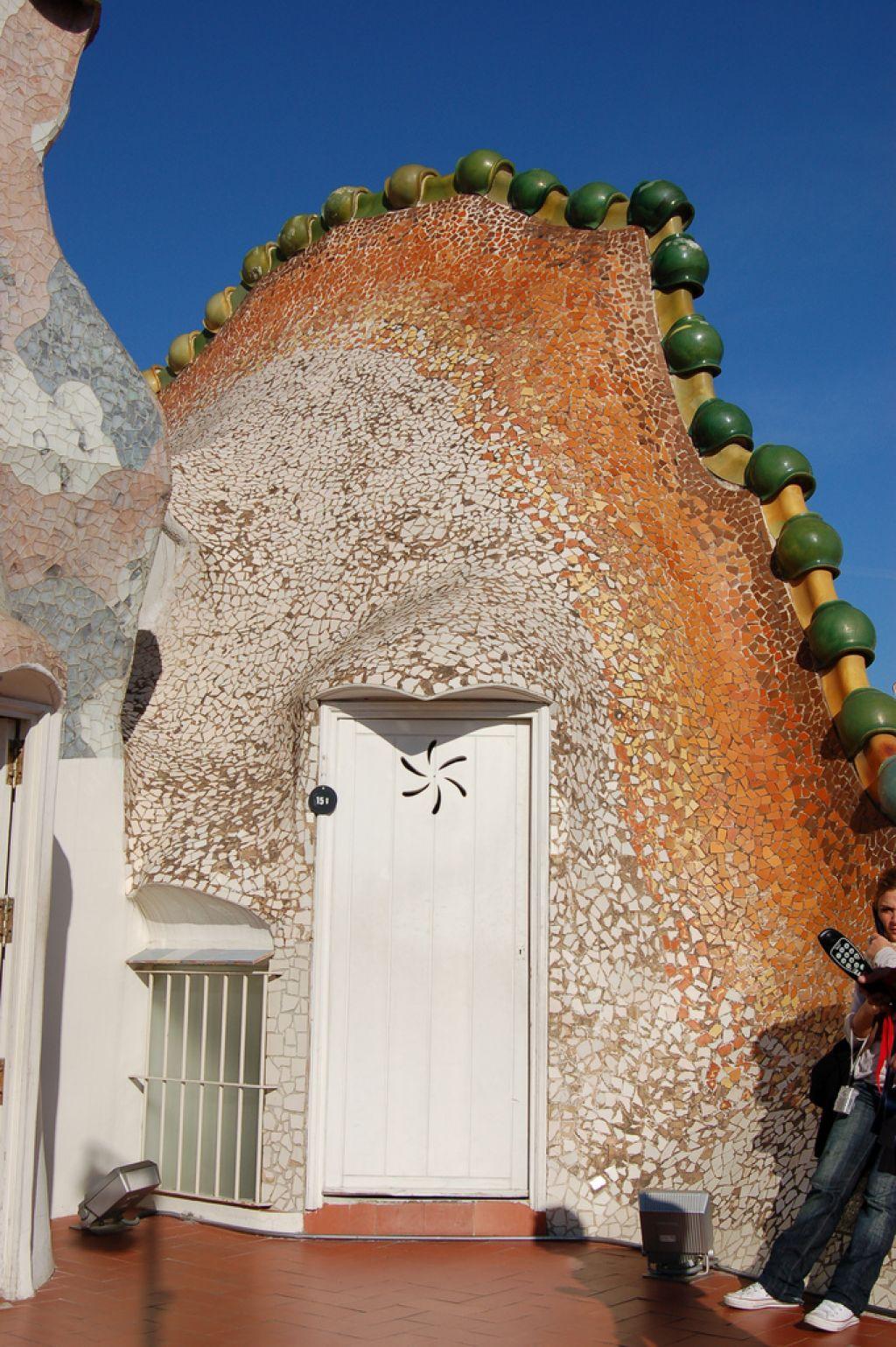casa batllo4 Casa Batllo   Original Work by Antoni Gaudi
