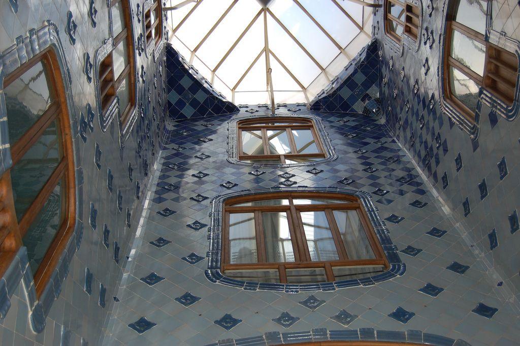 casa batllo9 Casa Batllo   Original Work by Antoni Gaudi