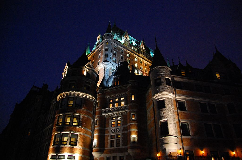 frontenac6 Chateau Frontenac   National Historic Site of Canada