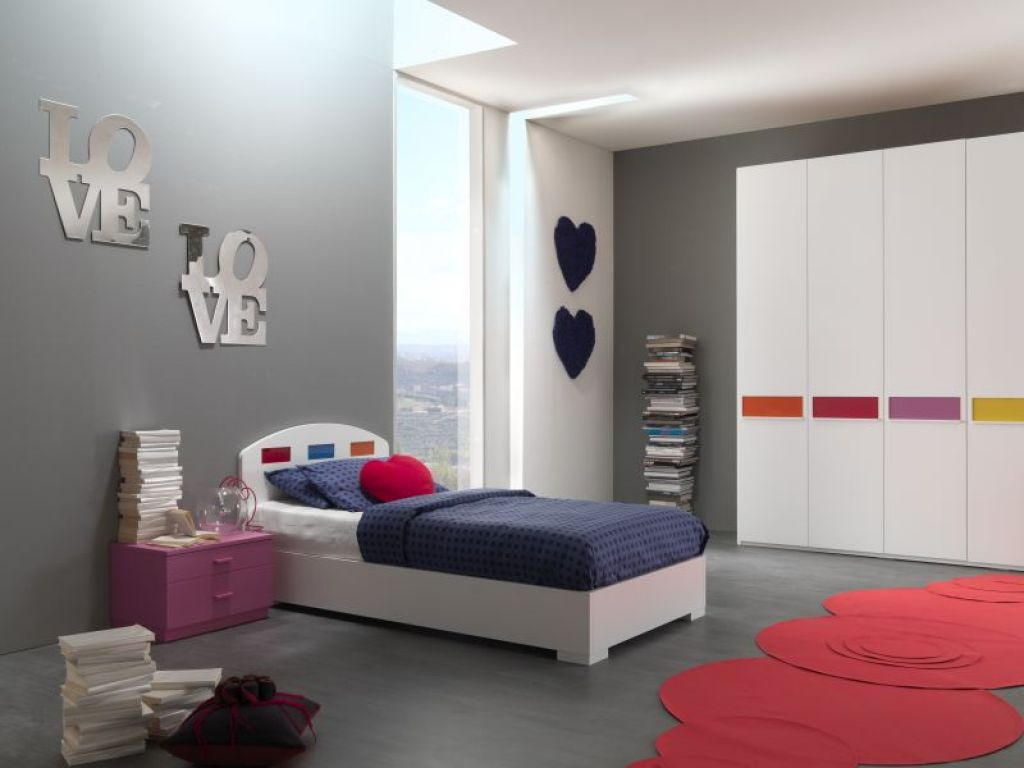 children bedroom2 Children and Teenagers Bedrooms Ideas by Mazzali