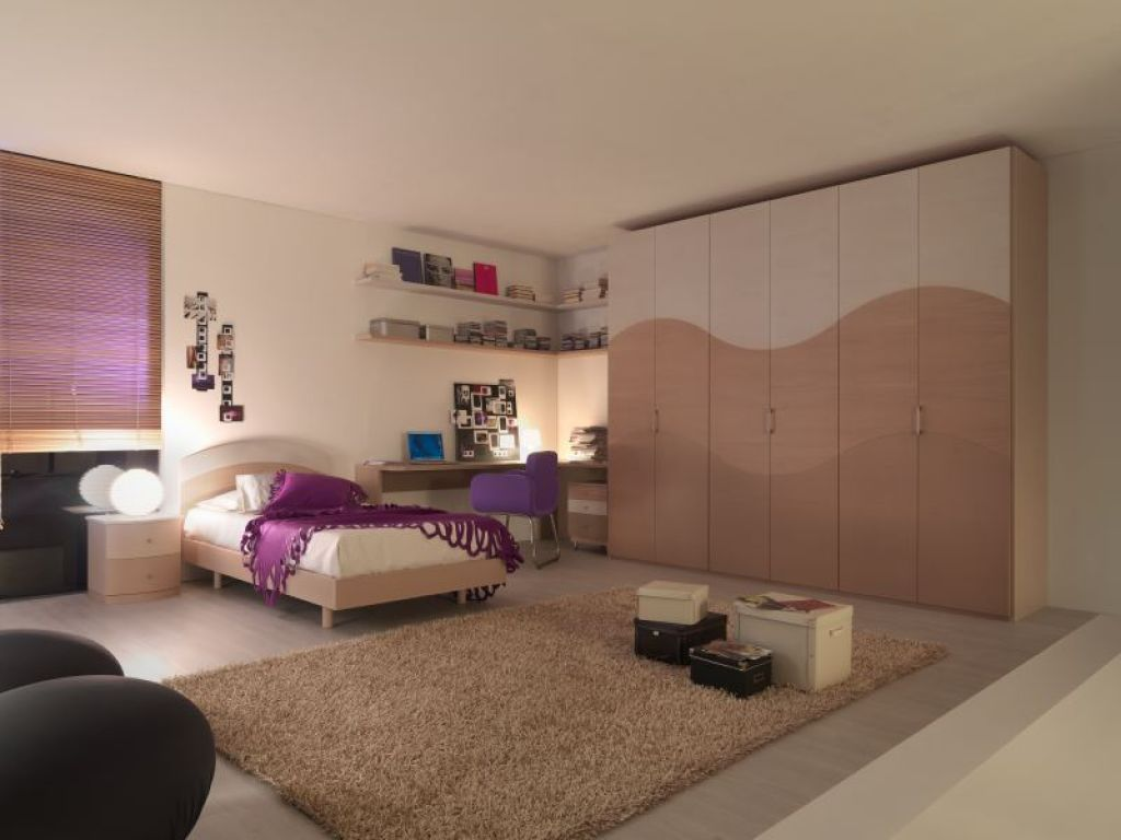 children bedroom3 Children and Teenagers Bedrooms Ideas by Mazzali