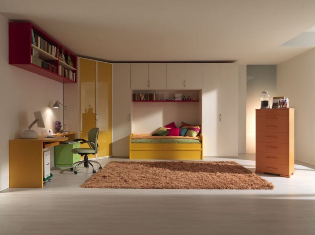 children bedroom6 Children and Teenagers Bedrooms Ideas by Mazzali