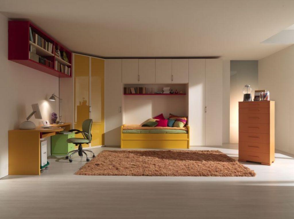 children bedroom6 Children and Teenagers Bedrooms Ideas by Mazzali