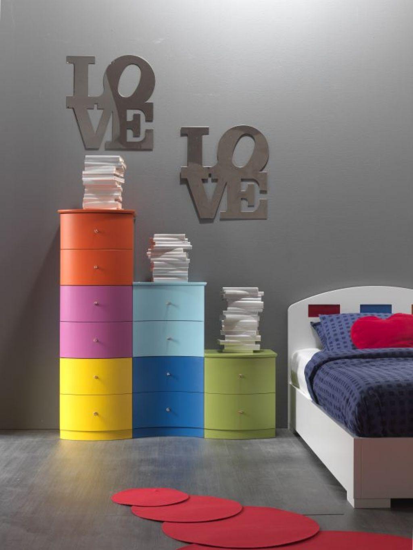 children bedroom7 Children and Teenagers Bedrooms Ideas by Mazzali