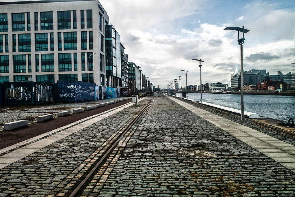 docklands5 Dublin Docklands   Exploring Modern Architecture to Historic Buildings