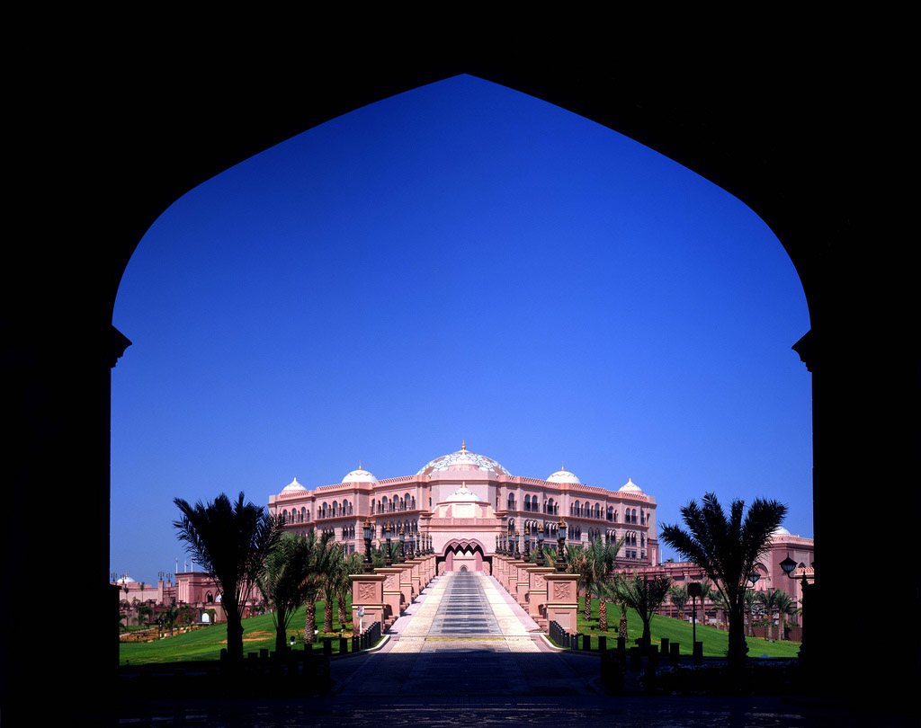 emirates palace abu dhabi Emirates Palace   The Seven Star hotel of Abu Dhabi