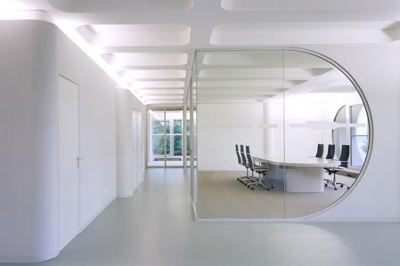 der alster2 Extravagant Office Complex