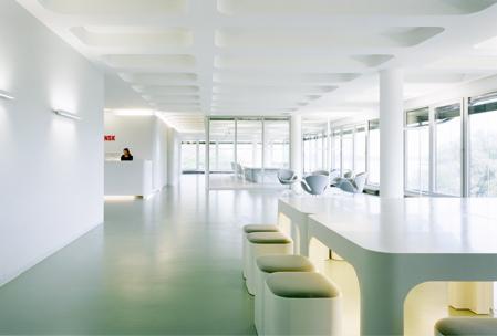 der alster3 Extravagant Office Complex