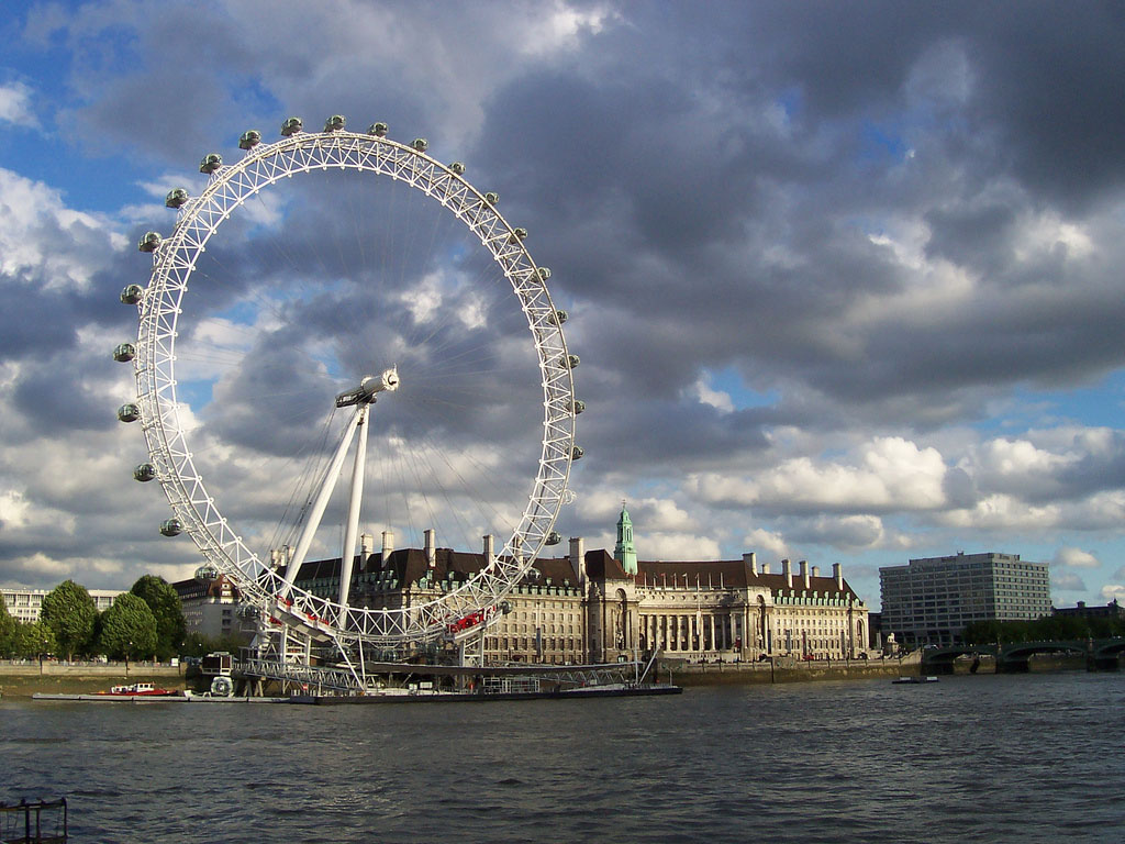 london eye1 Facts About London Eye Ride