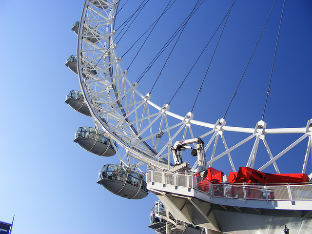 london eye6 Facts About London Eye Ride
