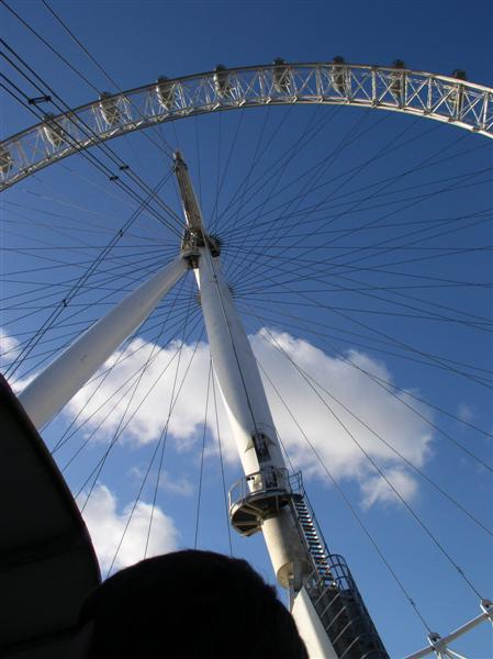 london eye7 Facts About London Eye Ride