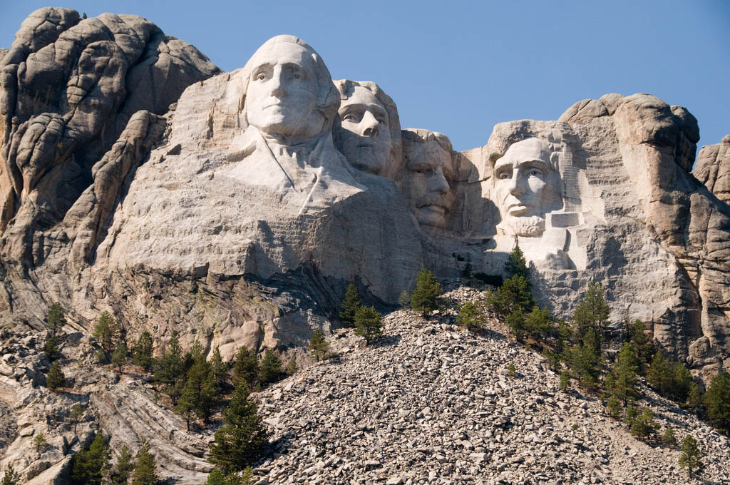 mount rushmore1 Facts about Mount Rushmore National Memorial