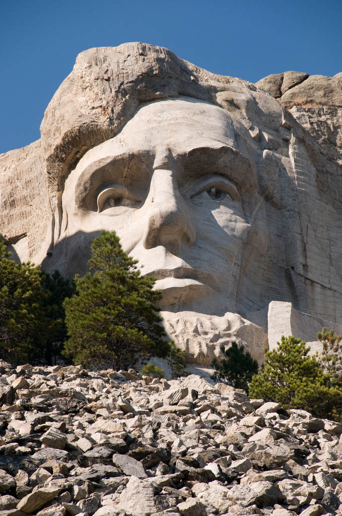 mount rushmore4 Facts about Mount Rushmore National Memorial