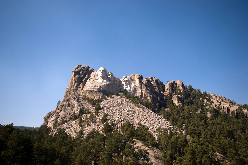 mount rushmore6 Facts about Mount Rushmore National Memorial