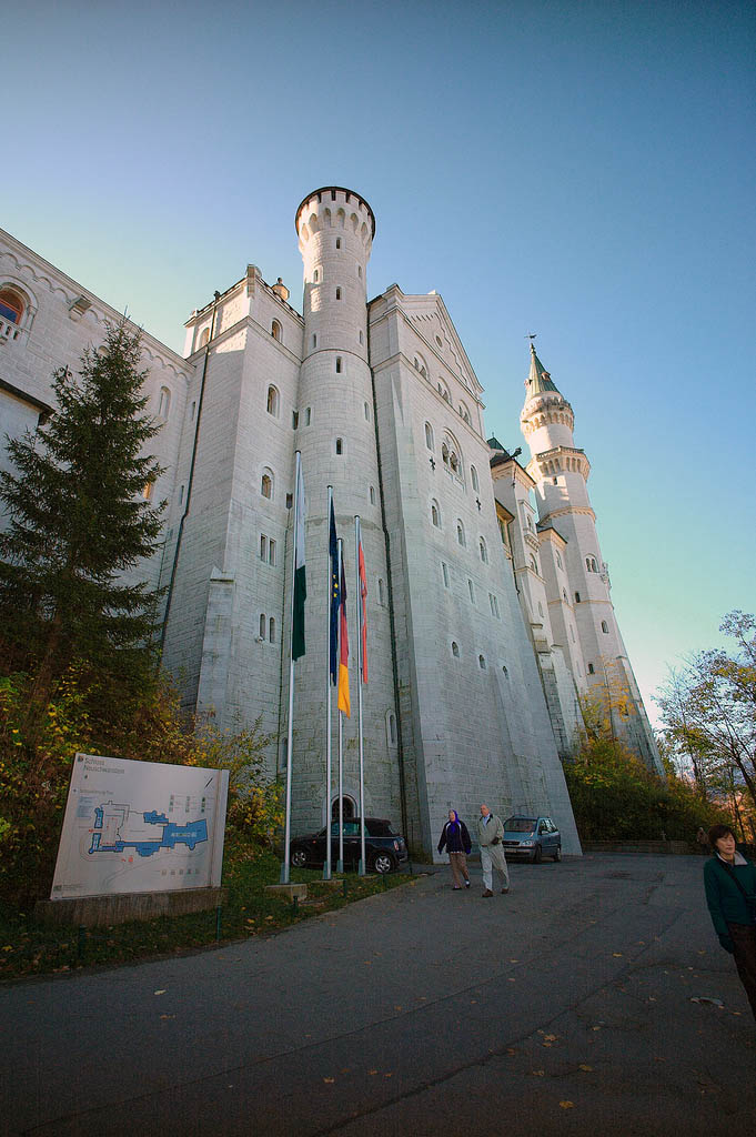 neuschwanstein castle5 Fairy Tale Castle Neuschwanstein in Bavaria