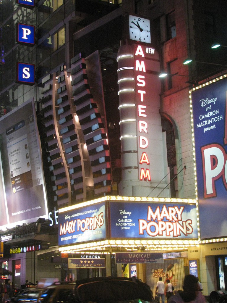 famous broadway theatres nyc 18 The Famous Broadway Theatres in NYC