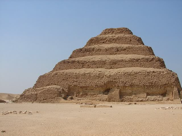 egyptian pyramids9 The Great Pyramids of Giza, Egypt