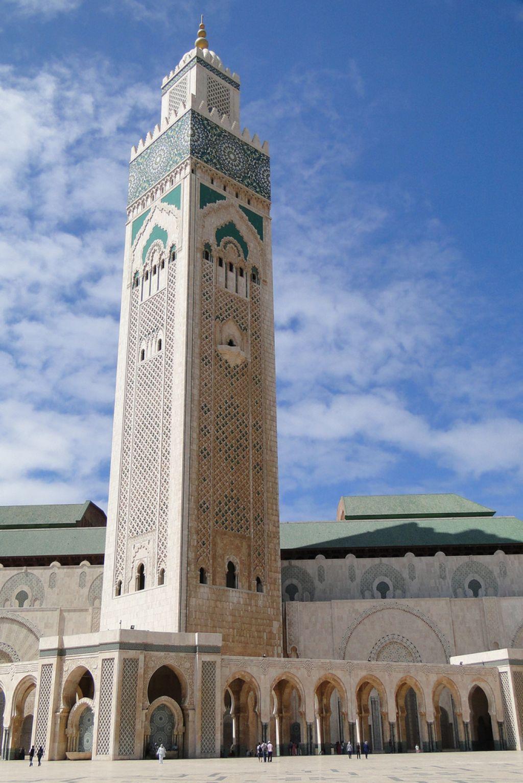 hassan ii mosque Hassan II Mosque in Casablanca, Morocco