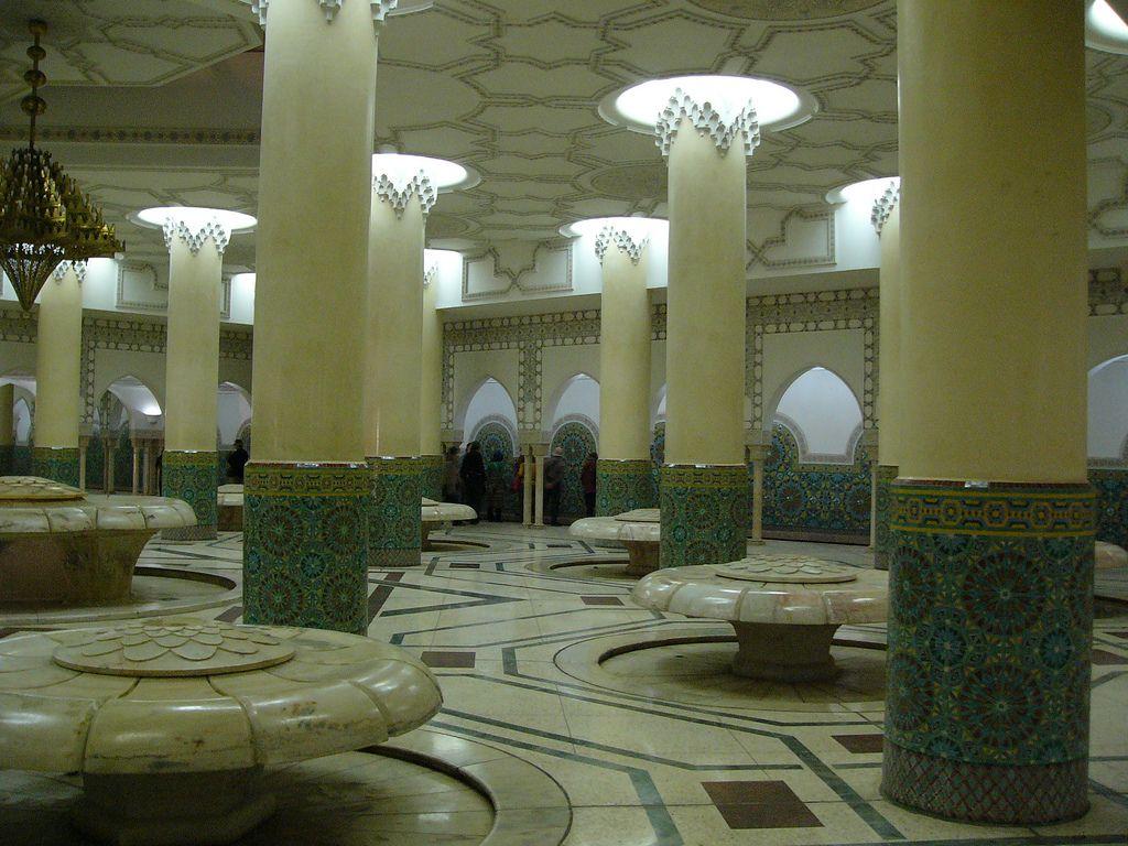 hassan ii mosque12 Hassan II Mosque in Casablanca, Morocco