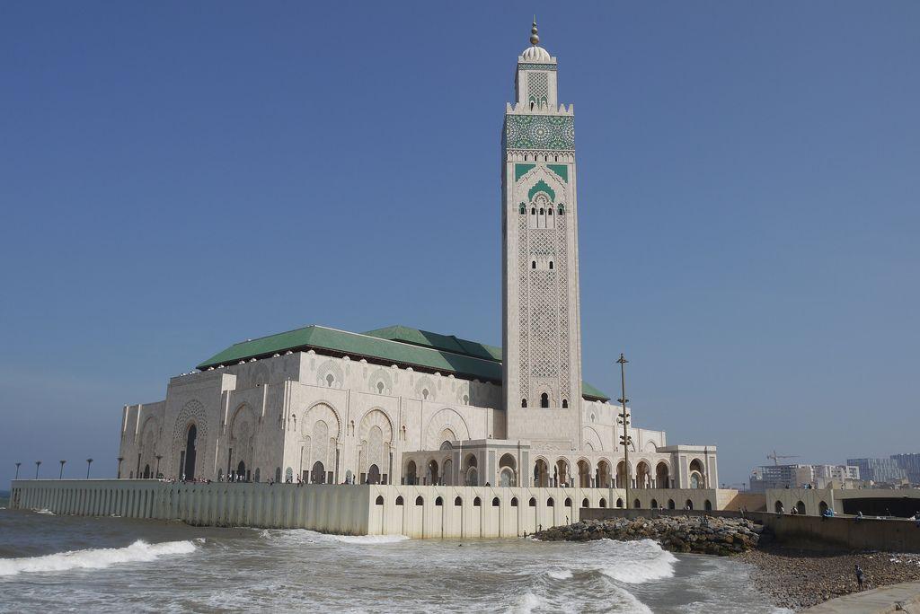 hassan ii mosque14 Hassan II Mosque in Casablanca, Morocco