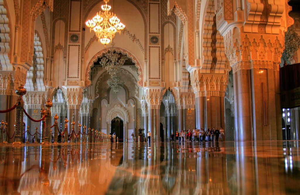 hassan ii mosque8 Hassan II Mosque in Casablanca, Morocco