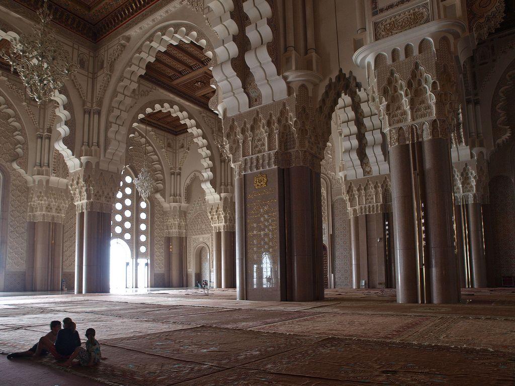 hassan ii mosque9 Hassan II Mosque in Casablanca, Morocco