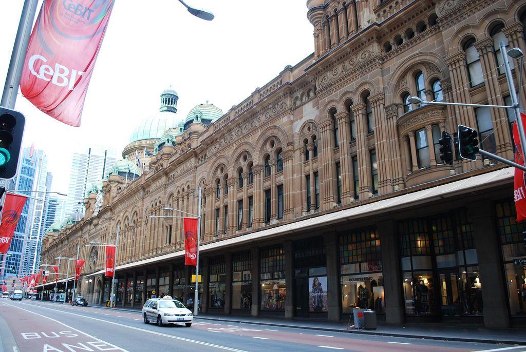qvb14 Historical Queen Victoria Building, Sydney