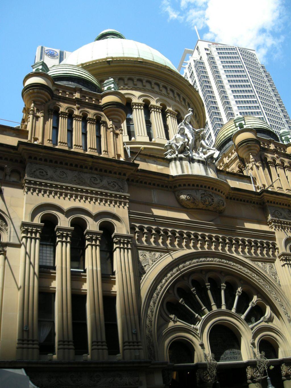 qvb15 Historical Queen Victoria Building, Sydney