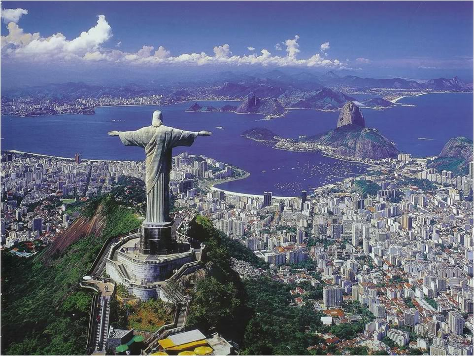 christ the redeemer11 Icon of Brazil Rio de Janeiro