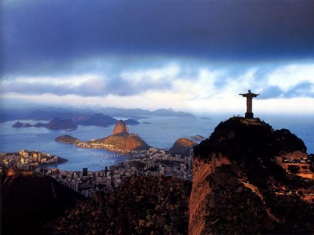 christ the redeemer12 Icon of Brazil Rio de Janeiro