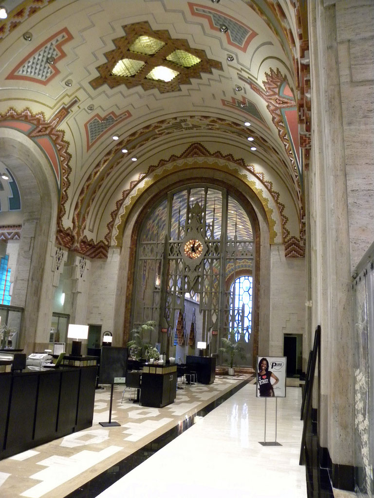 guardian building1 Inside Detroits Guardian Building