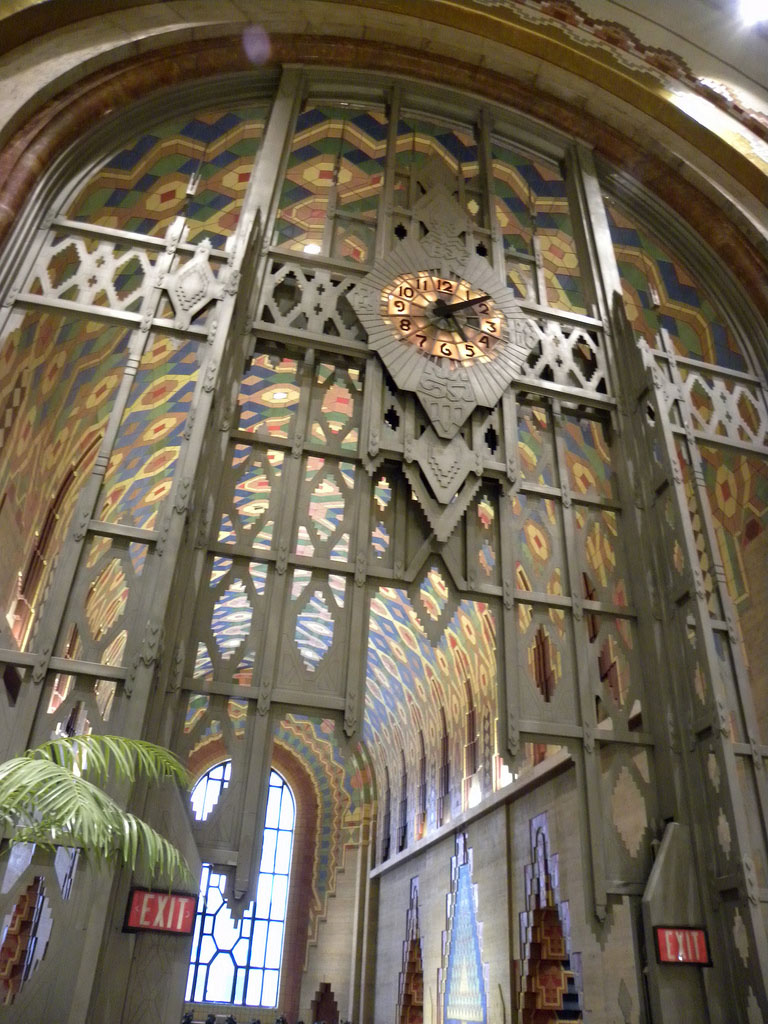 guardian building3 Inside Detroits Guardian Building