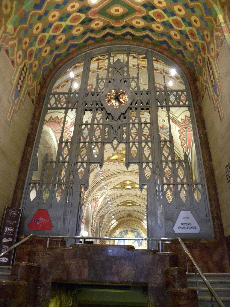 guardian building6 Inside Detroits Guardian Building