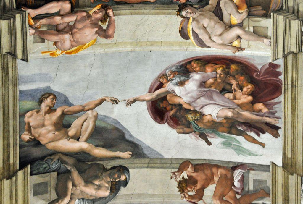 sistine chapel11 Inside the Sistine Chapel