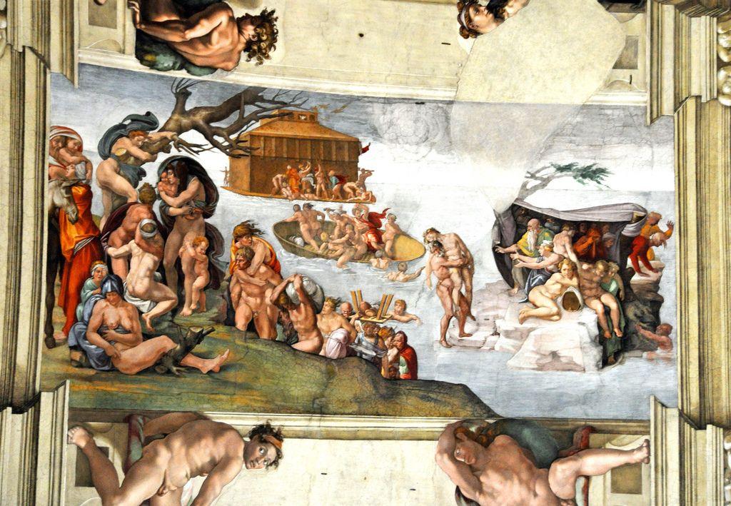 sistine chapel13 Inside the Sistine Chapel