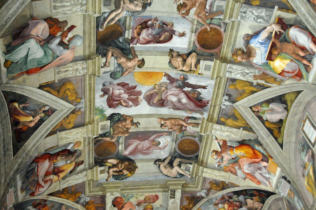 sistine chapel8 Inside the Sistine Chapel