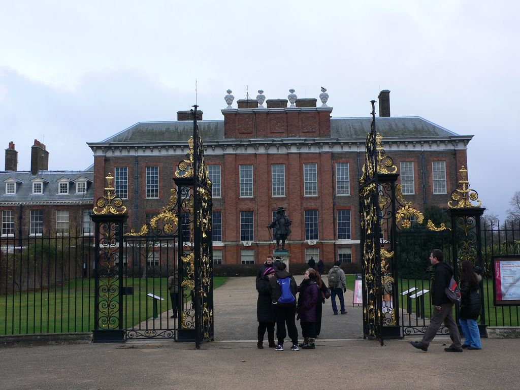 kensington palace Kensington Palace   Home of George Alexander Louis