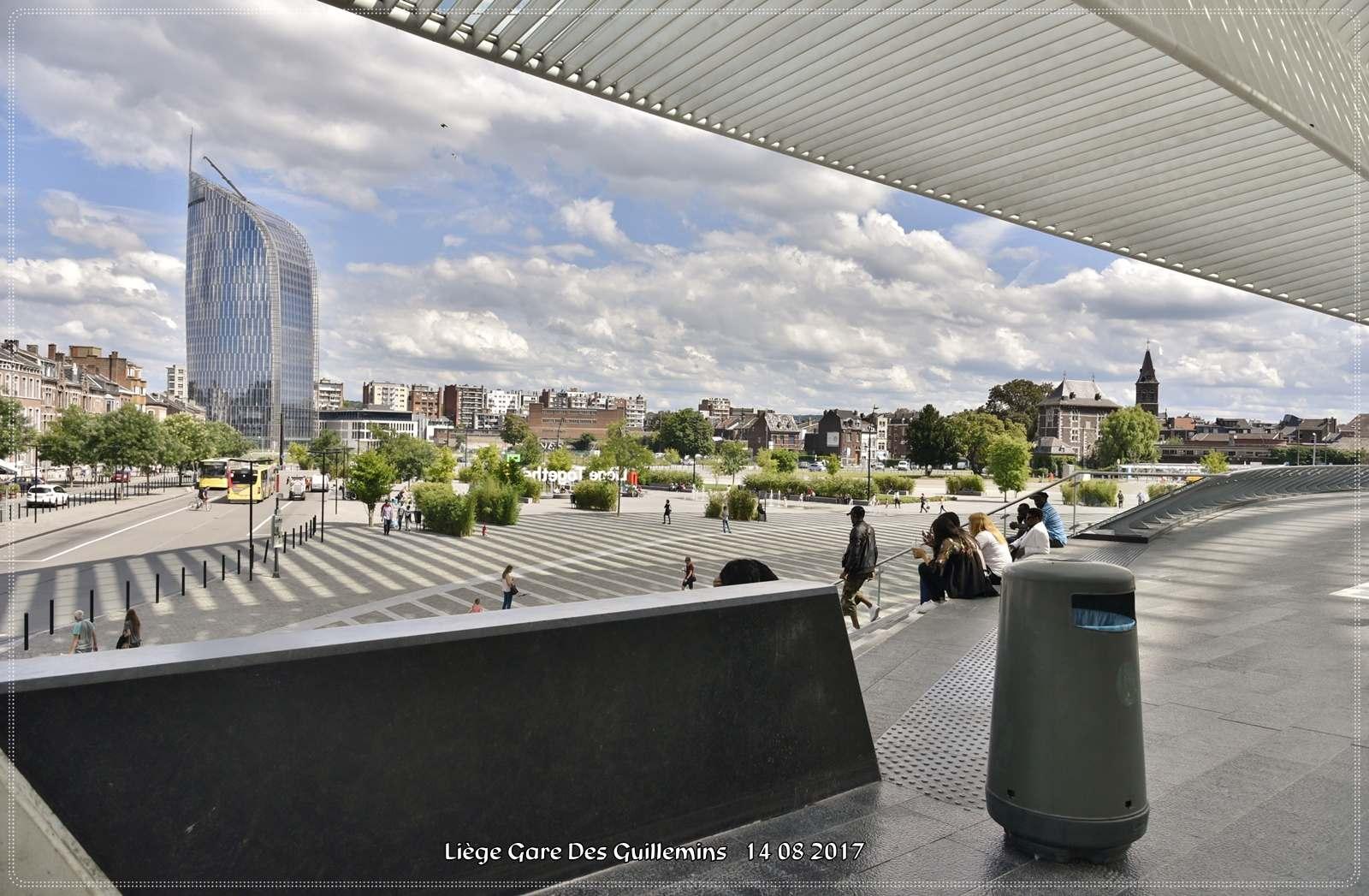 gare des guillemins6 Liege Guillemins Railway Station by Santiago Calatrava