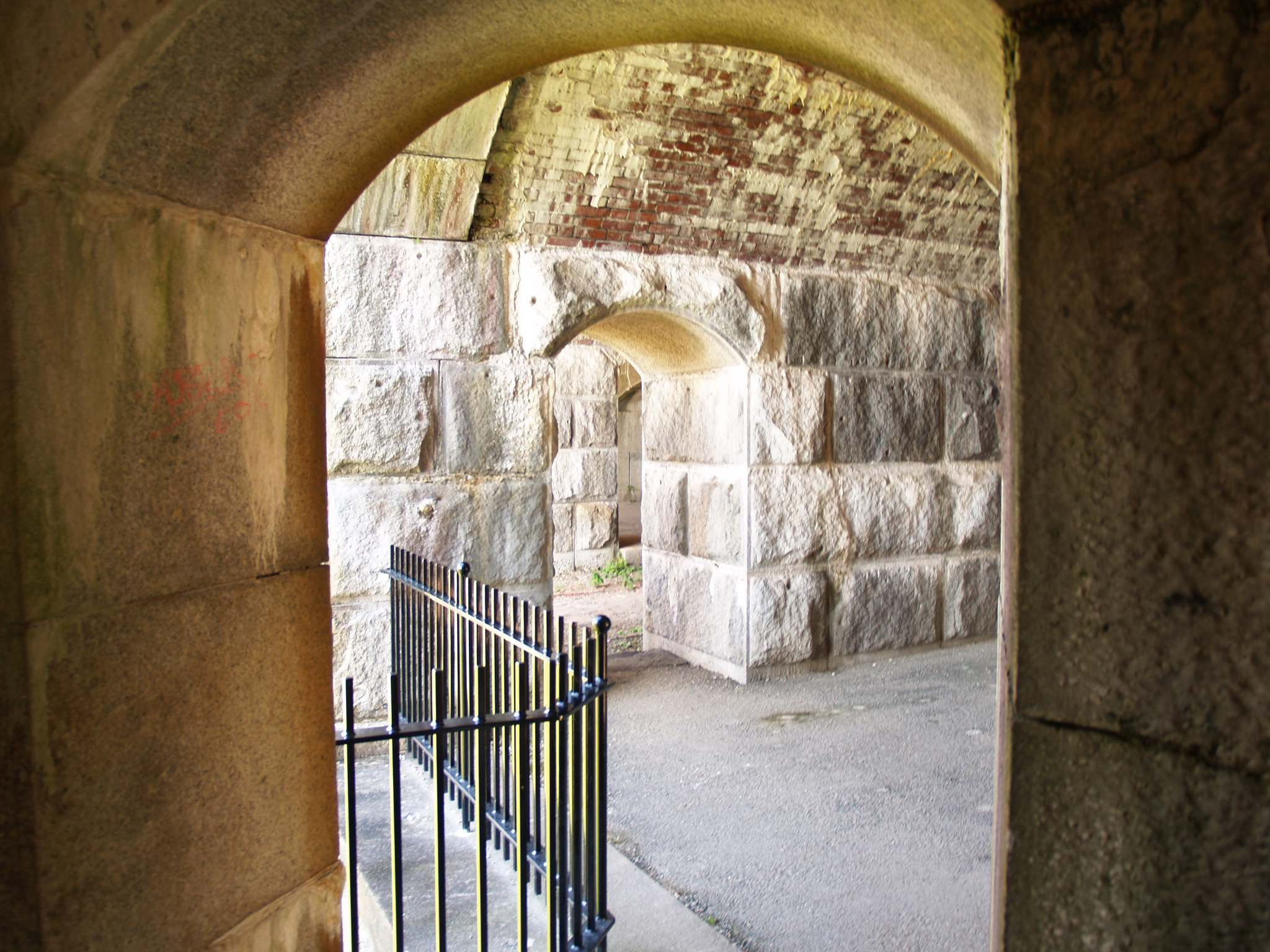 fort popham7 Majestic Fort Popham, Maine