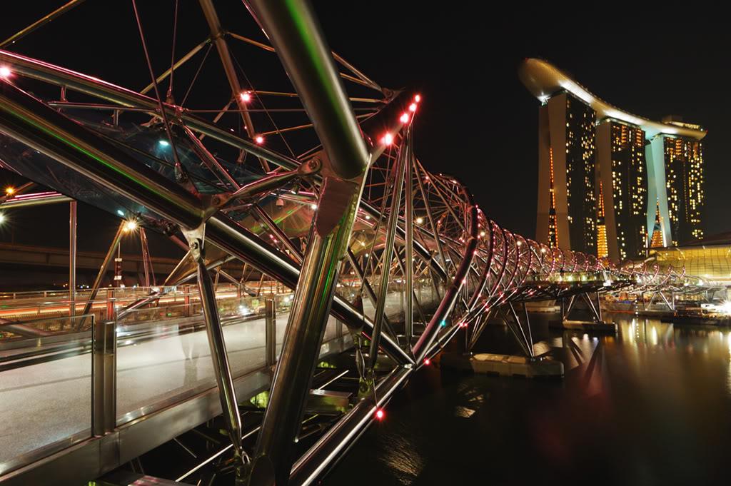 marina bay sands10 Marina Bay Sands in Singapure