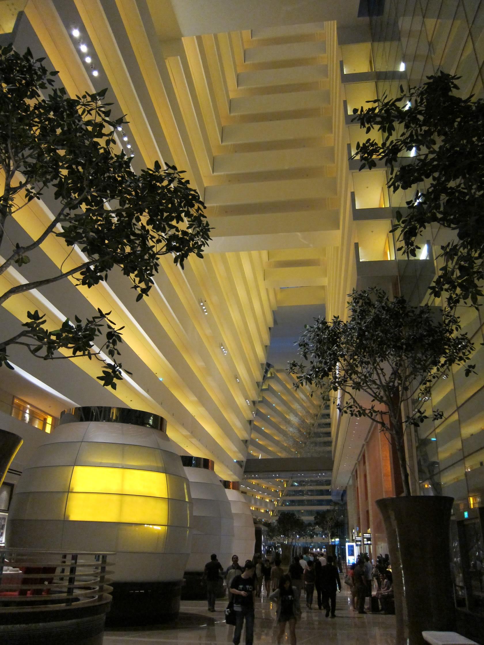 marina bay sands12 Marina Bay Sands in Singapure