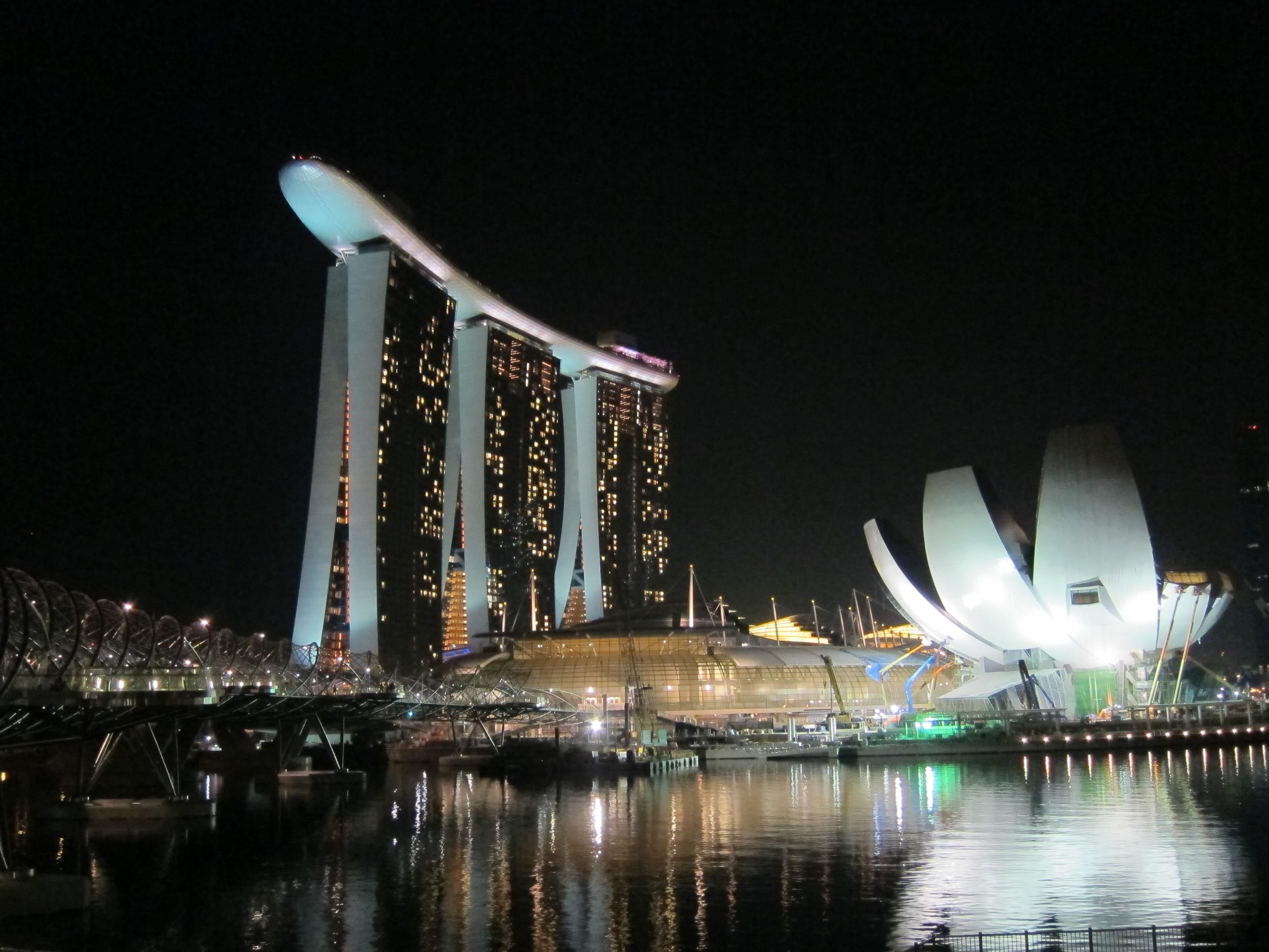 marina bay sands5 Marina Bay Sands in Singapure