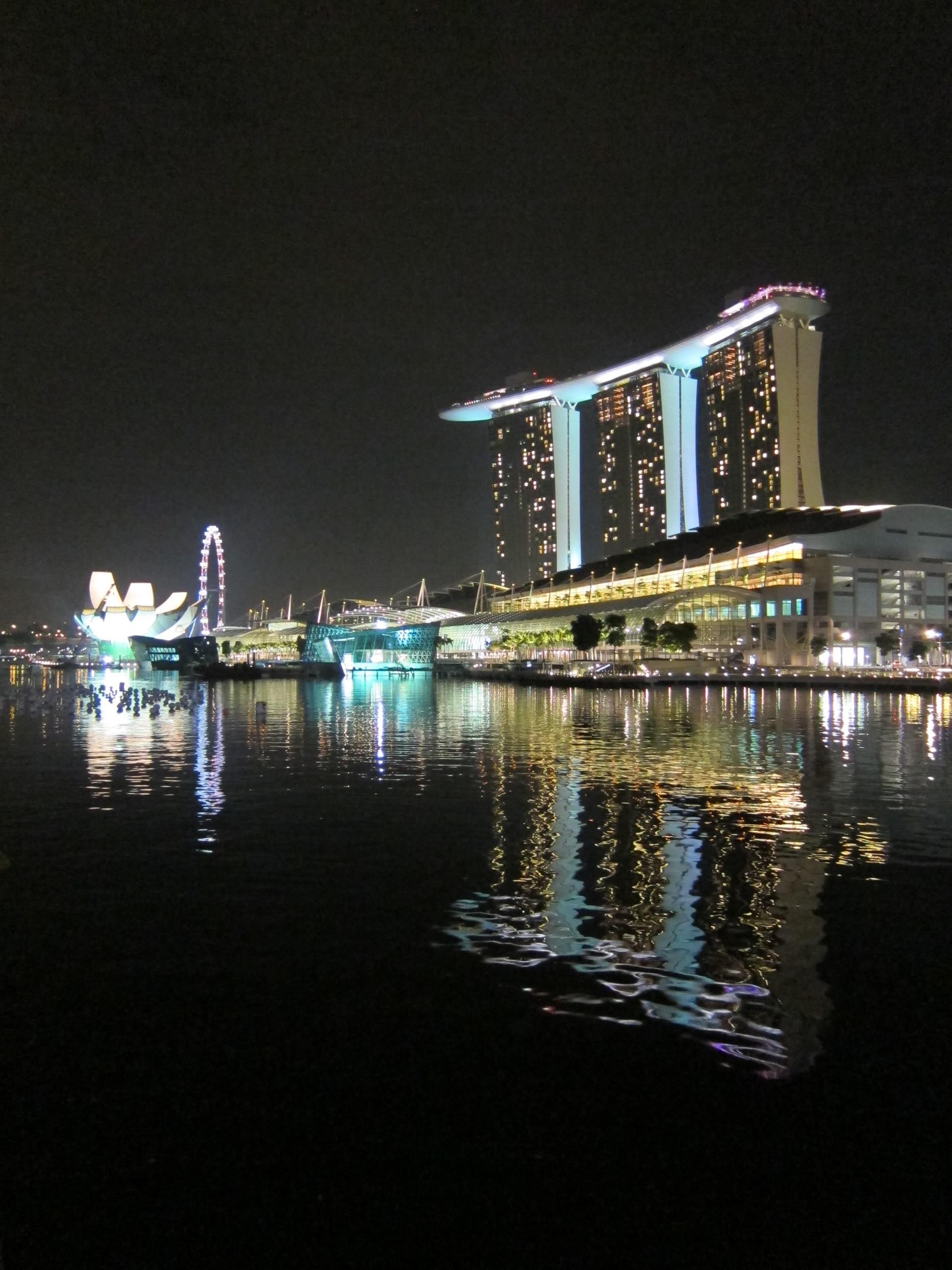 marina bay sands6 Marina Bay Sands in Singapure