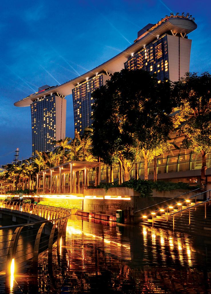 marina bay sands7 Marina Bay Sands in Singapure