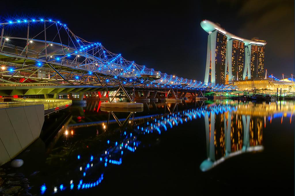 marina bay sands8 Marina Bay Sands in Singapure