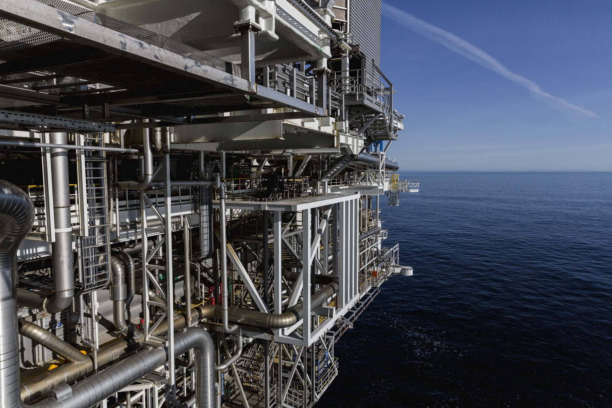 troll a3 Megastructure   Troll A Gas Platform, Norway