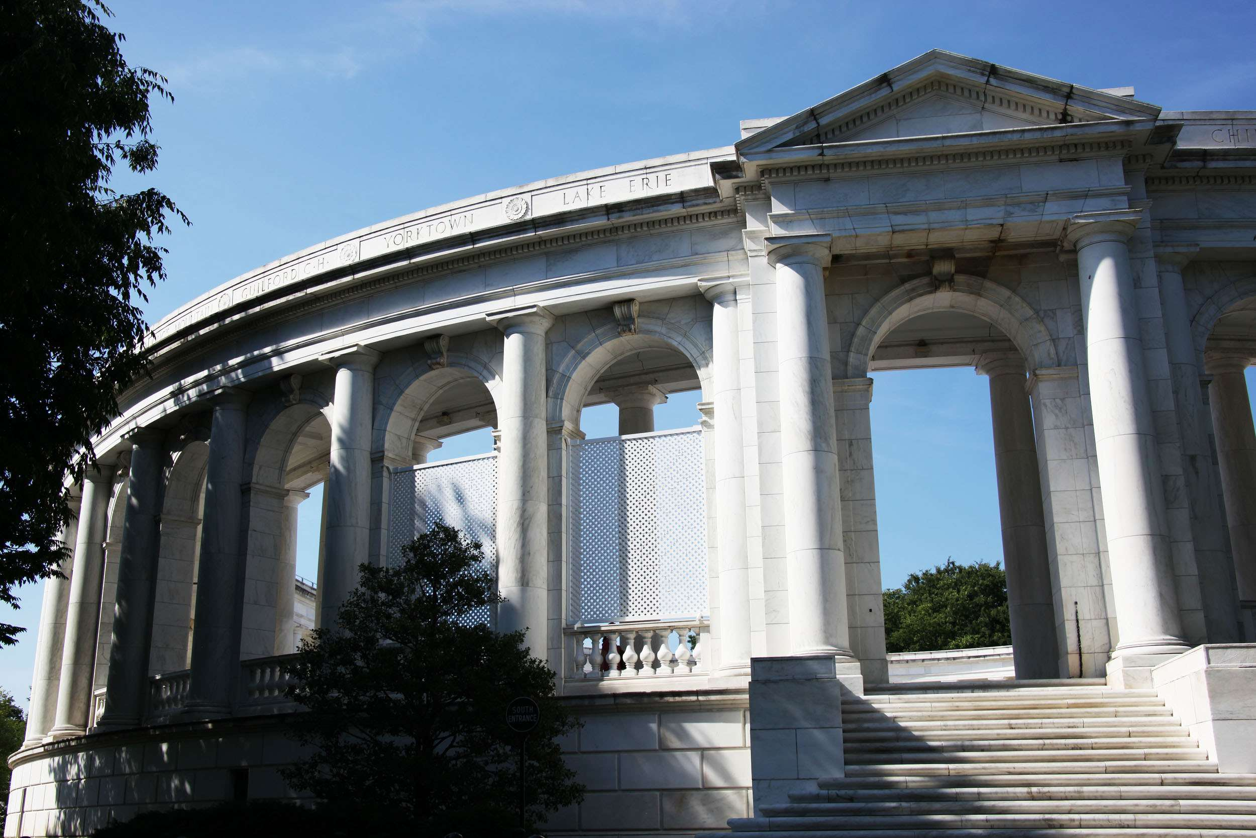 memorial amphitheater3 The Memorial Amphitheater at Arlington National Cemetery